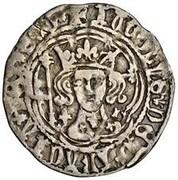 1 groat James I (1st Fleur-de-lis Issue) -  avers