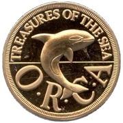 25 Cents - Roy I (Orca) – revers