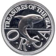 1 Dollar - Roy I (Orca) – revers