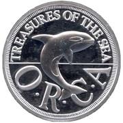 1 Dollar - Roy I (Trial Strike) – revers