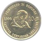 10 centesimi – revers