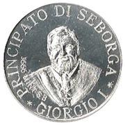 2 luigini Giorgio Ier – avers