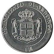 1 Luigino Marcello I -  revers