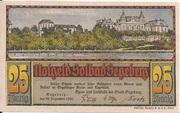 25 Pfennig (Segeberg; Spar- und Leihkasse der Stadt) – avers