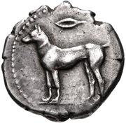 Didrachm (Segesta) – avers