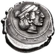 Didrachm (Segesta) – revers