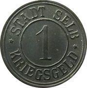 1 Pfennig - Selb – avers