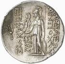 Tetradrachm - Antiochos VIII Epihpanes Grypos (Seleucia ad Calycadnum) – revers
