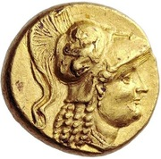 Stater - Antiochos I Soter (Susa) – avers