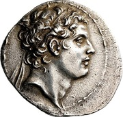 Tetradrachm - Antiochos IV Epiphanes – avers