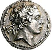 Tetradrachm - Antiochos IV Epiphanes (Antioch in Persis) – avers
