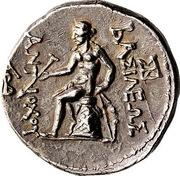 Tetradrachm - Antiochos IV Epiphanes (Antioch in Persis) – revers