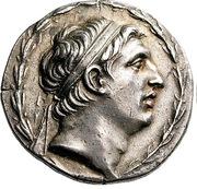 Tetradrachm - Demetrios I Soter (Soloi) – avers