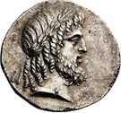 Tetradrachm - Alexander I Balas (Seleucia Pieria) – avers