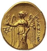Stater - Antiochos II Theos (Miletus) – revers