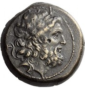 Quadruple - Antiochos IV Epiphanes (Antioch) – avers