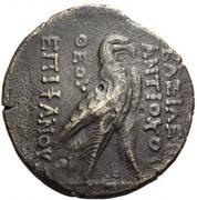 Quadruple - Antiochos IV Epiphanes (Antioch) – revers