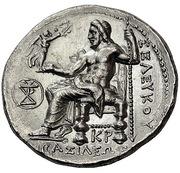 Tetradrachm - Seleukos I Nikator (Seleukeia on Pieria) – revers