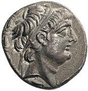Drachm - Antiochos -IX Kyzikenos (Tarsos) – avers