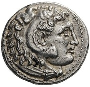 Tetradrachm - Seleukos I Nikator (Seleukeia in Pieria) – avers