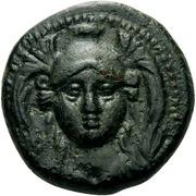 Bronze Æ14 - Antiochos I Soter (Smyrna or Sardes) – avers