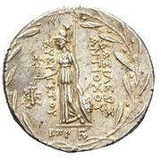 Tetradrachm - Antiochos VII Sidetes (Tyre) – revers