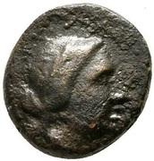 Bronze Æ15 - Antiochos III -  avers