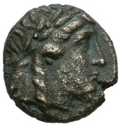 Bronze AE 18 Antiochos I Soter (280 BC - 261 BC) – avers