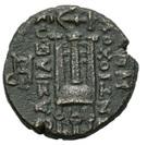 Bronze AE 18 Antiochos I Soter (280 BC - 261 BC) – revers