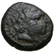 Bronze Æ13 - Antiochos III (Tyre) – avers