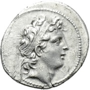 Drachm - Diodotos Tryphon (Antioch on the Orontes) – avers