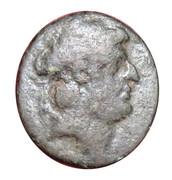 Ae 17 - Demetrios III Philopater - (96 BC - 87BC) – avers