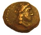 Seleucid Bronze AE12 – avers