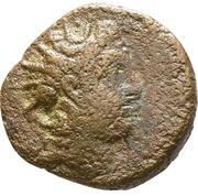 Bronze Æ16 - Antiochos VI – avers