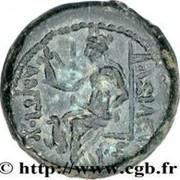 Chalkous - Antiochus IV Epiphanes (Samaria) – revers