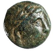 Chalque - Antiochus II Théos (Sardes, Lydie) – avers