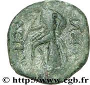 Dichalque de Séleucos III Céraunos – revers