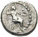 Hemiobol - Babylon - (311-280 BC Under the Seleucids) – avers