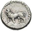 Hemiobol - Babylon - (311-280 BC Under the Seleucids) – revers