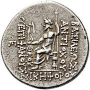 Tetradrachm - Antiochos IV Epiphanes (Antiochia ad Orentem) – revers
