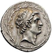 Tetradrachm - Demetrios I Soter (Antioch) – avers