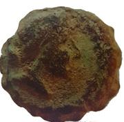AE14 - Demetrius I Soter (162-150 BC) (Seleucid Empire) (Serrate) – avers