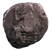 Tetradrachm - Babylon - 311- 280 BC Under the Seleucids – avers
