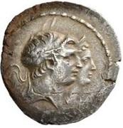 Tetradrachm - Demetrius I Soter - 161-150 BC (Satrap of Seleucia - Basileus of the Seleucid Empire) – avers