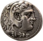 Tetradrachm - Seleukos I Nikator – avers
