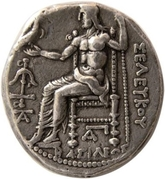 Tetradrachm - Seleukos I Nikator – revers