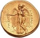 Stater - Seleucus I Nicator - 320/306-281 BC ( Satrap of Babylon - Basileus of the Seleucid Empire) – revers