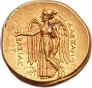 Stater - Seleucus I Nicator - 320/306-281 BC ( Satrap of Babylon - Basileus of the Seleucid Empire) – revers