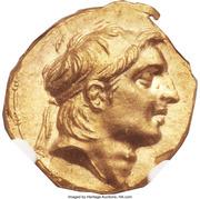 Stater - Demetrius I Soter – avers