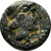 Bronze Æ12 - Antiochos III -  avers